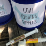 How to Stock a Goat Kidding Kit + A Full List of Supplies