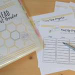 How to use our Homestead Management Binder for 2019