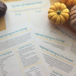 Seasonal Eating: Free Guide + Cheat Sheets to Get Started!